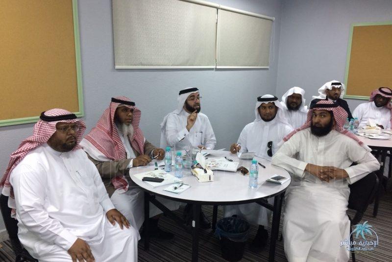 براعم الجوف التطوعي يوقع شراكة من نادي العروبة