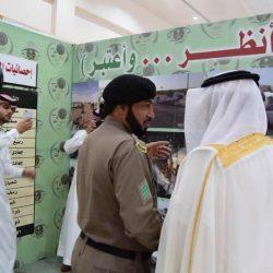 نائب أمير منطقة #عسير يزور جناح التدريب التقني بعسير ويشيد بالأمكانيات التدريبية