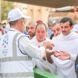 """أفراد """"الكشافة"""" بالحرمين الشريفين صورة مُشرفة للشباب السعودي"""