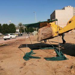 #الخفجي : إغلاق (7) محطات وقود لعدم ألتزامهم بالأشتراطات والمواصفات