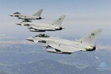 التحالف : القوات الجوية تعترض وتدمر طائرة مسيرة تحمل متفجرات في الأجواء اليمنية