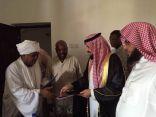توقيع البرنامج التنفيذي لمذكرة التفاهم بين وزارتي الشؤون الإسلامية والأوقاف في المملكة والسودان