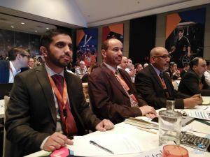 #المملكة تشارك في اجتماع الجمعية العمومية لمنظمة المهارات العالمية بهولندا