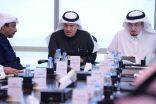 وزيرا العمل والنقل يتفقان على آليات لتنظيم وتوطين قطاع الأجرة العامة