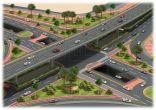 البدء في تنفيذ المرحلة الأولى من مشروع إنشاء جسر ونفق الملك عبدالعزيز 
