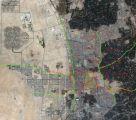 بالصور .. إعتماد طريق دائري لمدينة المبرز بطول 9 كيلو متر