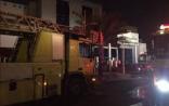 السيطرة على حريق الخبر وفك احتجاز 4 أشخاص