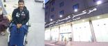 """مركز """" كيان الطبي """" يتفاعل مع """" الإخبارية مباشر """" ويهدي """" سلطان """" كرسي كهربائي"""