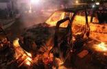 داعش يعلن مسؤوليته عن تفجير سيارة بحي العزيزية في الرياض اليوم