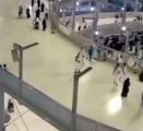 """""""شؤون المسجد الحرام"""" توضح ملابسات فيديو معتمر يطوف حول الكعبة بـ""""السكوتر"""""""