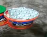 """بالفيديو .. """" الغذاء والدواء """": لا ضرر من وجود ثقوب في الغطاء الداخلي لعبوة """" تانج """""""