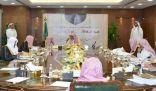 وزير الشؤون الإسلامية يرأس الاجتماع  الثاني للجنة الشرعية