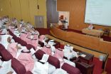 124 مشاركاً في تاسع ورش عمل انتخابات #الاحساء واطلاق (جواز الانتخابات)