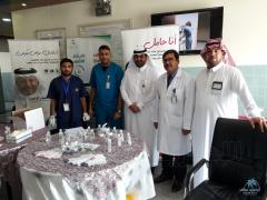مستشفى مدينة العيون يفتتح الحملة الوطنية التطعيم ضد الانفلونزا 2019