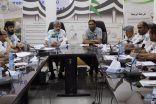 ورشة لقياس فاعلية أداء معسكرات الخدمة العامة للكشافة بمكة المكرمة والمدينة المنورة