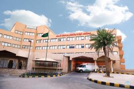 إنهاء معاناة مريضة من ورم ليفي يزن 3 كيلو جرام في مستشفى الولادة بالأحساء