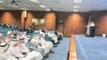 انطلاق اعمال وورش عمل الاجتماع التاسع والعشرين للأمراض الباطنية بجامعي الخبر
