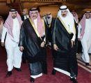 ولي العهد يصل إلى الكويت