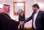 بالصور .. الأمير محمد بن سلمان يلتقي الطلبة المبتعثين في روسيا