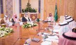 وزير الدفاع يرأس الاجتماع الأول لمجلس الشؤون الاقتصادية والتنمية