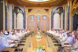 """برئاسة ولي العهد : مجلس الشؤون الاقتصادية يطلق """"برنامج التخصيص"""""""