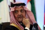 """تصريحات """"الفيصل"""" عن """"الإخوان"""" يحظى باهتمام وسائل اعلام عالمية"""