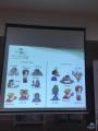 مستشفى مدينة العيون يحاضر في مدرسة الوزية لتعليم الكبيرات