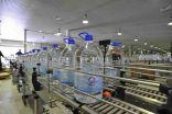 """"""" المياه الوطنية """": وسائل نقل مستحدثة لتوفير أكبر عدد من عبوات مياه زمزم لضيوف الرحمن"""