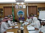 """المنظمة الكشفية العالمية تُناقش مع الكشافة #السعودية أداة التقييم العالمية """"جيسات"""""""