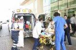 #صحة_الاحساء : إخلاء طبي لمواطنة ونقلها من #الإمارات لعلاجها في #الأحساء