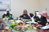 بالصور .. مجلس إدارة مكتب جاليات الأحساء يعقد أول إجتماع لعام 1437 هـ