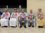 كشافة المملكة تُشارك الكشافة العمانية الاحتفاء باليوم الوطني الــ 48