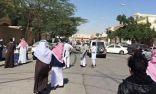 شهود عيان : الإرهابيان تسللا إلى مسجد الرضا عبر منزل مجاور