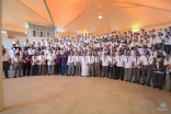 168 كشفياً يمثلون 28 إدارة تعليمية في رسل السلام بالأحساء