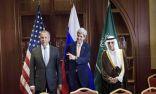 بدء المحادثات الرباعية في #فيينا حول الأزمة السورية