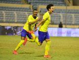 بالفيديو : #النصر يخطف الفوز من أمام #هجر في الوقت القاتل