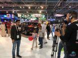 """""""اقرأ"""" تبث رسائل يومية عن معرض السيارات السعودي الدولي 39"""