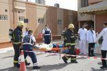 خطة طوارئ وهميه بمستشفى الجفر العام