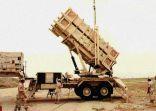 إعتراض صاروخاً تم اطلاقه من الأراضي اليمنية باتجاه نجران