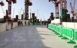 تشغيل جسر أجياد يسهم في إنسيابية الحركة من وإلى المسجد الحرام
