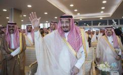 خادم الحرمين يرعى ختام مهرجان الملك عبد العزيز للإبل