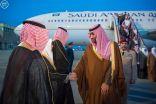 بالصور.. الأمير محمد بن سلمان يصل روسيا في زيارة رسمية