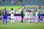 الدوري السعودي للمحترفين : الفتح وهجر حبايب 1 – 1