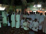 مركز صحي الفيصلية يكرم احمد الضاحي بمناسبة تقاعده