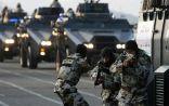 مداهمة الفجر تسفر عن ضبط مطلوبين يستعدون لتنفيذ عمليات إرهابية