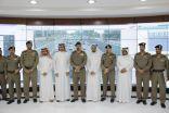 بالصور .. الدفاع المدني يطلع على إستعدادات أمانة الرياض لموسم الأمطار