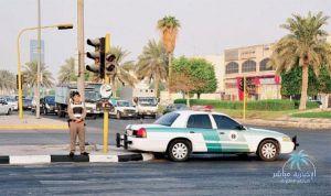 """""""مرور الرياض"""" يلقي القبض على قائد الحافلة المدرسية الذي سار عكس الاتجاه"""
