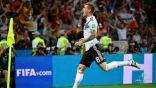 ألمانيا تخطف الفوز من السويد في الوقت القاتل