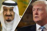 """باتصال هاتفي .. الملك و""""ترامب"""" يؤكدان ضرورة استقرار أسواق النفط"""