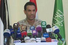 """""""المالكي"""" : الصاروخ الحوثي الارهابي انطلق من #صعدة باتجاه #نجران وتم تدميره بدون إصابات"""